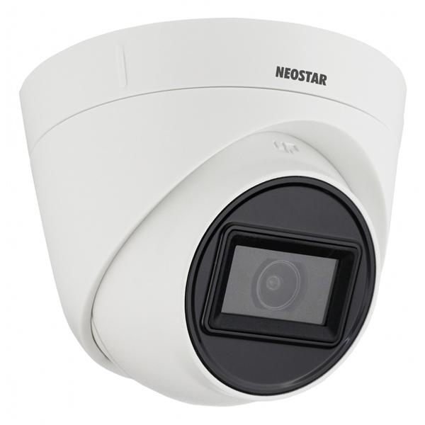 Videoüberwachung eigenes Grundstück-Dome Kamera